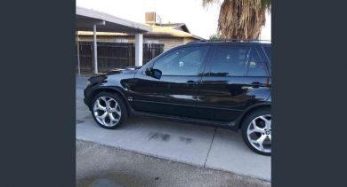 Rico in Peoria Just Got $3300 for a 2004 BMW X5 3.0i