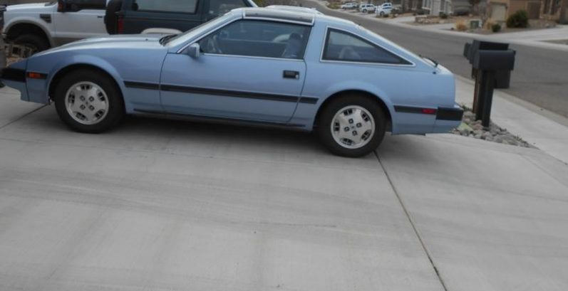 Daryl in Surprise Just Got $4140 for a 1985 Nissan 300ZX 2+2