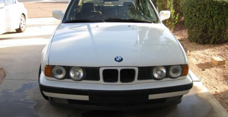 Alayna in Cave Creek Just Got $1800 for a 1990 BMW 535i