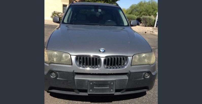 Jerod in Queen Creek Just Got $2850 for a 2005 BMW X3 3.0i