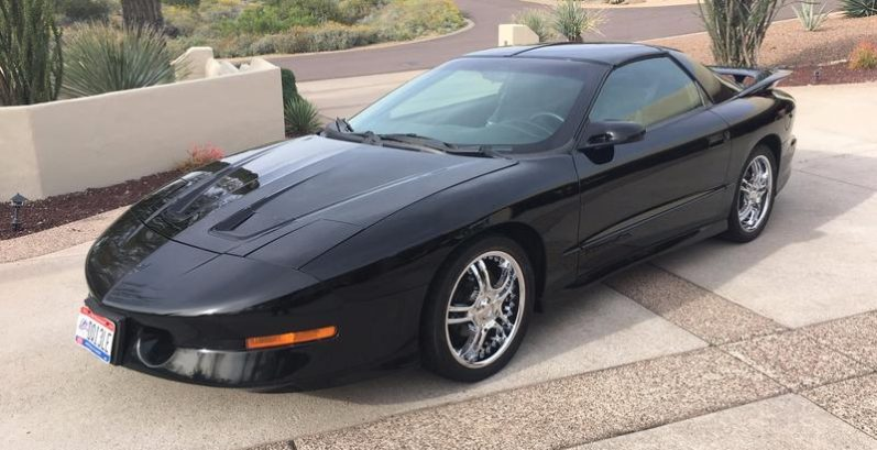 Jacey in Tempe Just Got $4500 for a 1997 Pontiac Firebird Coupe