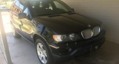 Jaelyn in Apache Junction Just Got $4140 for a 2001 BMW X5 4.4i