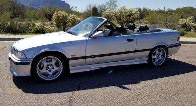 Unknown in Mesa Just Got $4500 for a 1999 BMW M3 Convertible