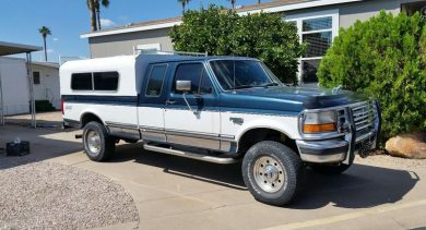 Katrina in Casa Grande Just Got $4740 for a 1997 Ford F250 4x4