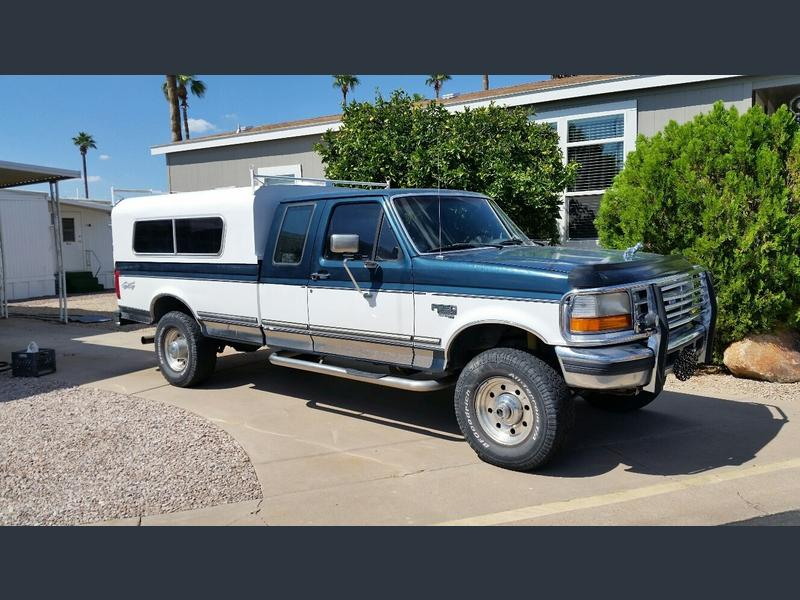 1997 Ford F250 4x4