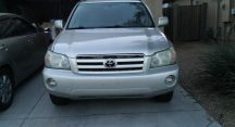 Jarrod in Coolidge Just Got $2880 for a 2004 Toyota Highlander