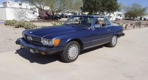 Korey in Buckeye Just Got $4740 for a 1986 Mercedes-Benz 560 SL