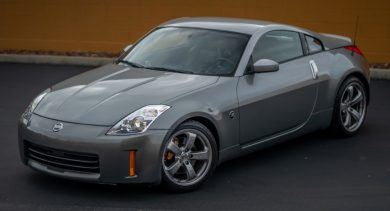 Danna in Fountain Hills Just Got $1050 for a 2003 Nissan 350Z Touring