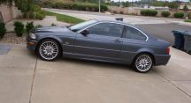 Bryant in Paradise Valley Just Got $1800 for a 2003 BMW 330i