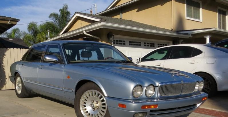 Vance in Queen Creek Just Got $1050 for a 1997 Jaguar XJ Vanden