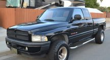 Gilbert in Paradise Valley Just Got $2340 for a 1998 Dodge Ram 1500